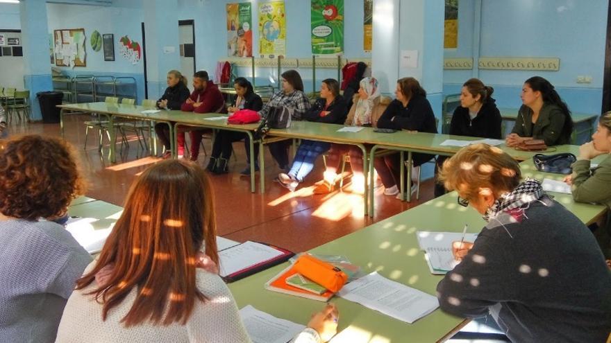 Los padres y madres participan de manera activa en el centro / Colegio Antonio Machado
