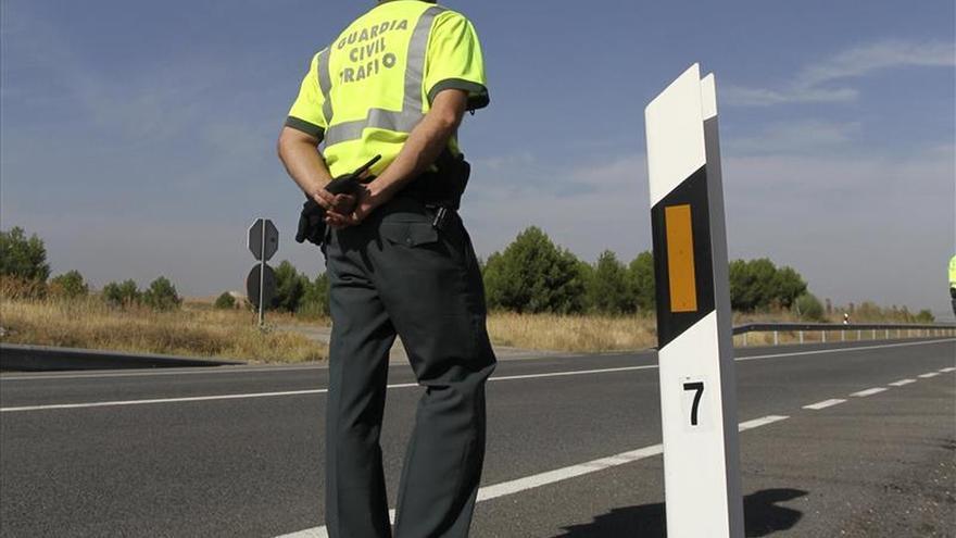Cinco fallecidos en una colisión frontal entre dos turismos en Ávila