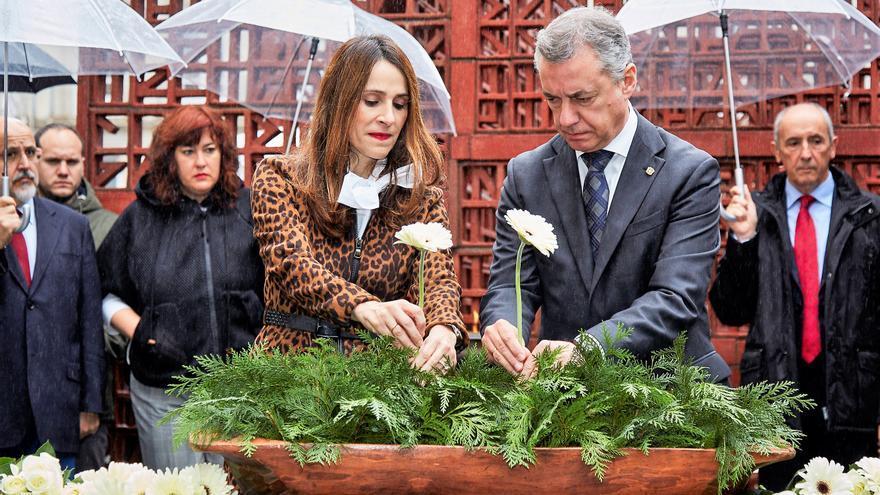 La presidenta del Parlamento vasco, Bakartxo Tejeria.