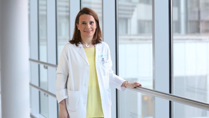 La doctora Alicia Hernández / Marta Jara