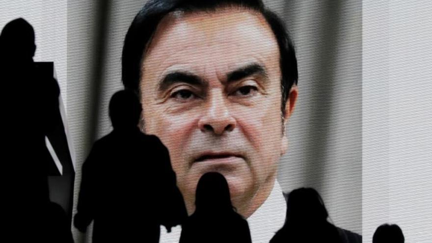 Un tribunal japonés rechaza conceder la libertad bajo fianza a Carlos Ghosn