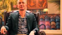 Jeff Bezos, fundador y consejero delegado de Amazon.