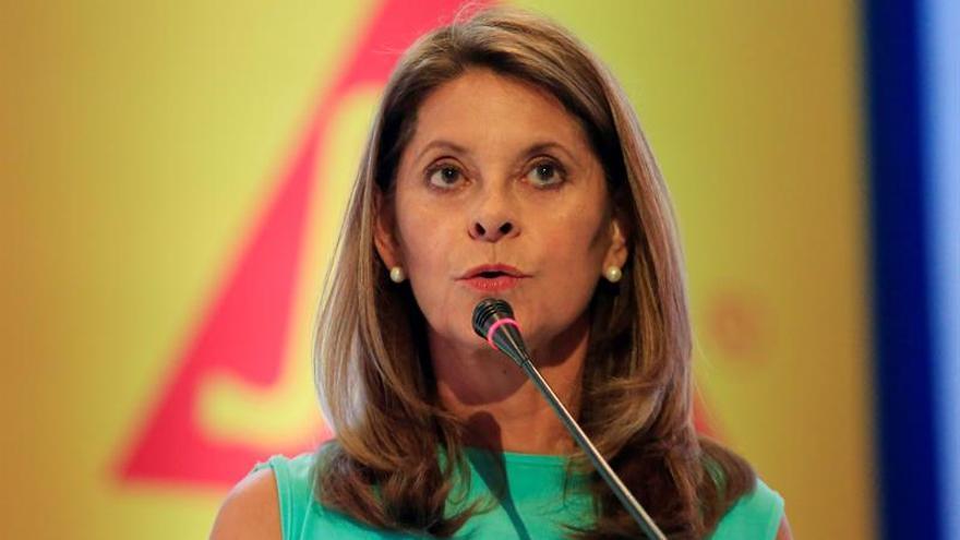Vicepresidenta llama a los colombianos a construir un mejor país en el 2019