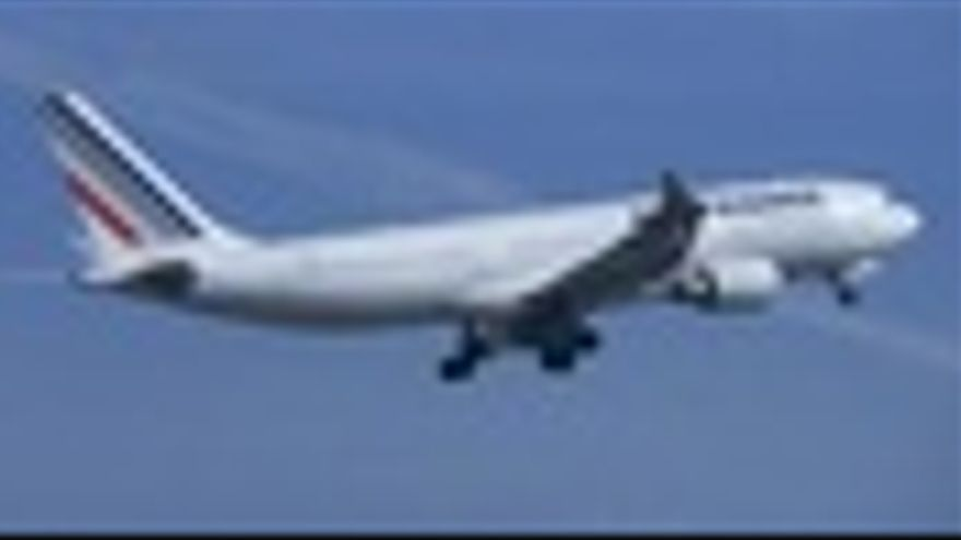 Imagen De Avión De Air France