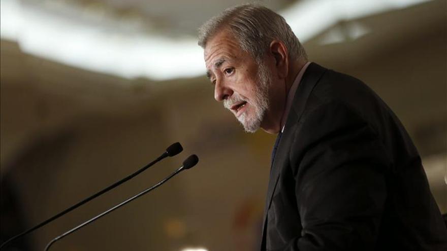 El Gobierno y los sindicatos retoman el diálogo sobre el empleo público. En la imagen el secretario de Estado responsable, Antonio Beteta.