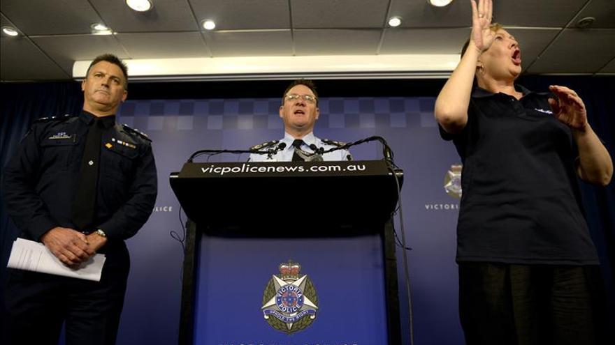 Acusado de delito terrorista un joven australiano en Melbourne