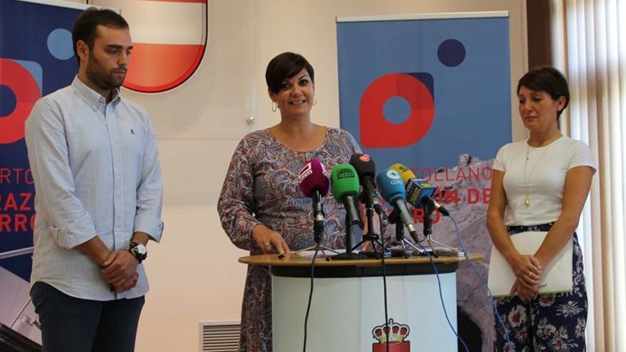 La alcaldesa de Puertollano, Mayte Fernández / Ayuntamiento