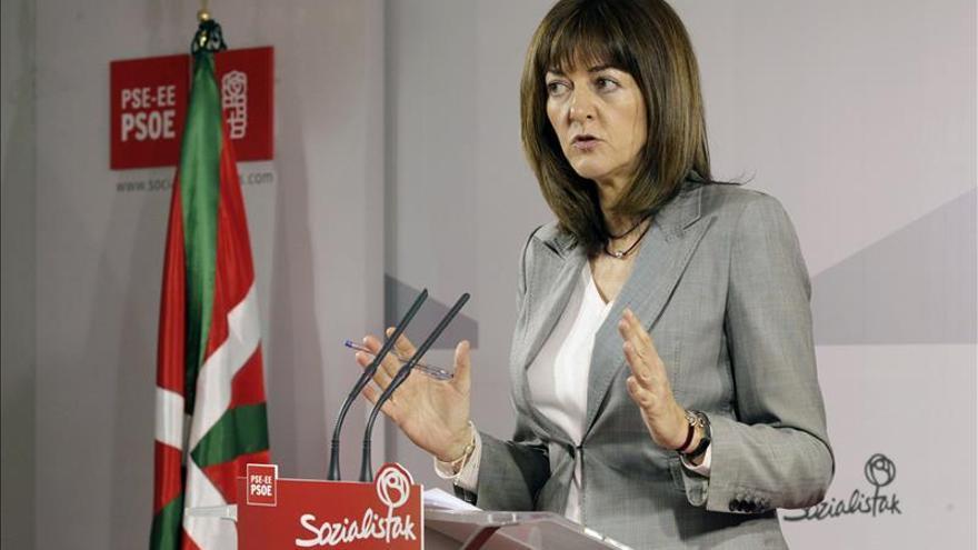 Mendia (PSE) cree que Sánchez habrá destituido a Tomás Gómez por el bien del partido