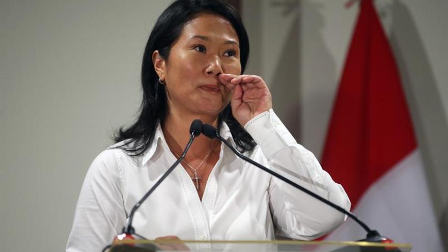 Diario peruano se ratifica en la versión de que Odebrecht financió la campaña de Keiko