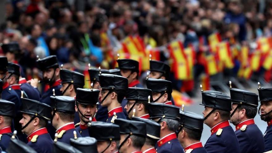 El Día de las Fuerzas Armadas se celebrará este año en Sevilla