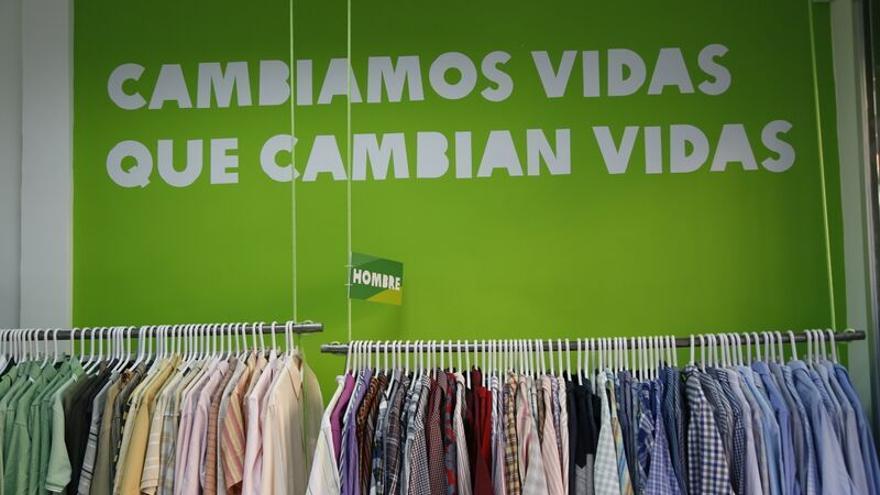 Tiendas de segunda oportunidad Oxfam Intermón