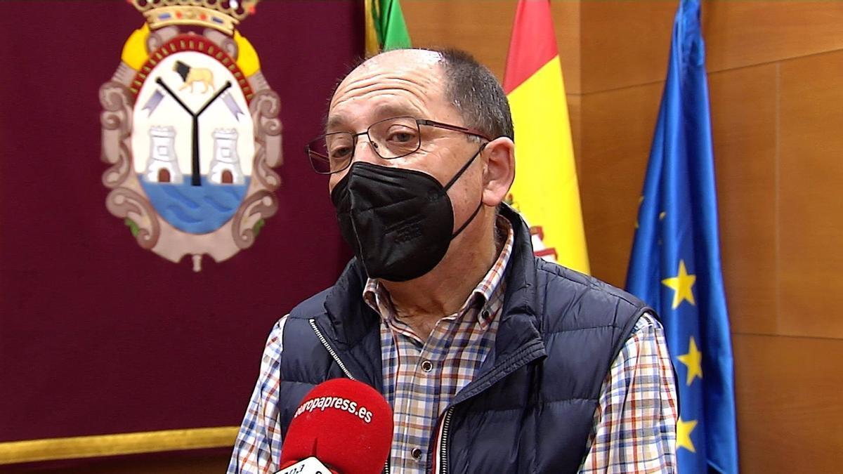 Salvador Cubero.