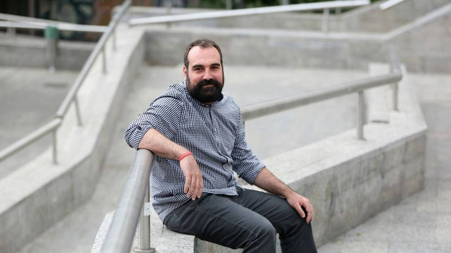 Enrique Gil. FOTO: Marta Jara
