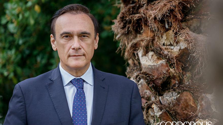 El rector de la Universidad de Córdoba y presidente de la CRUE, José Carlos Gómez Villamandos |ALEX GALLEGOS