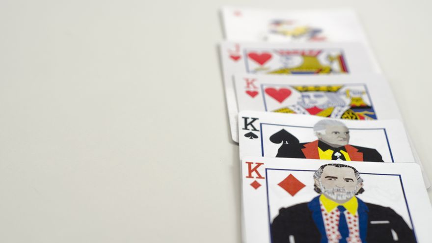 El poker del 3%