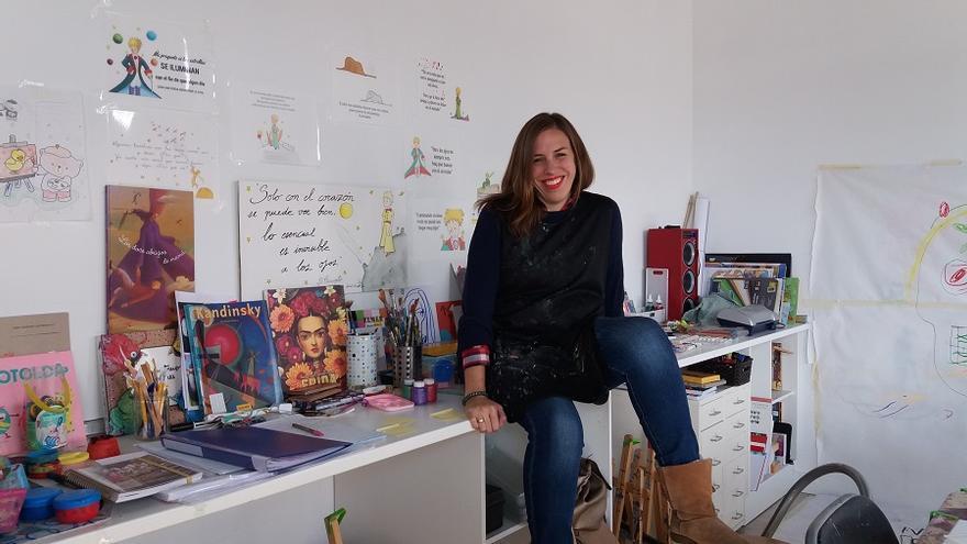 Rosa María González, creadora de 'Por amor al arte'