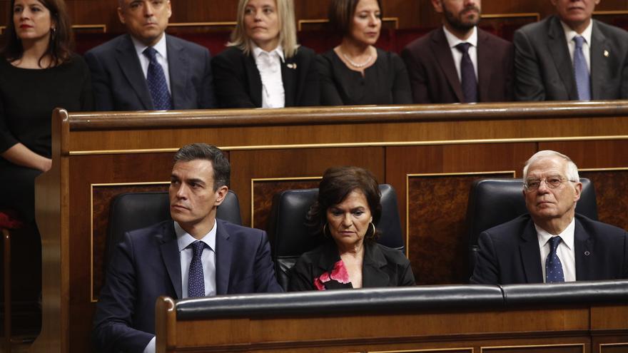El PP pregunta al Gobierno si dimitirá alguien por los casos de sus ministros y si España pagará la multa de Borrell