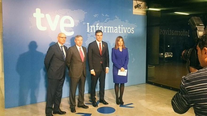 """Pedro Sánchez dice que España no necesita """"más derechas"""" y dice que no estará """"a gusto"""" pactando con ellas"""