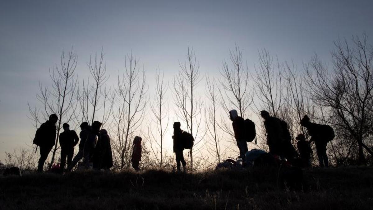 Personal de Frontex en Grecia para vigilar las llegadas desde Turquía