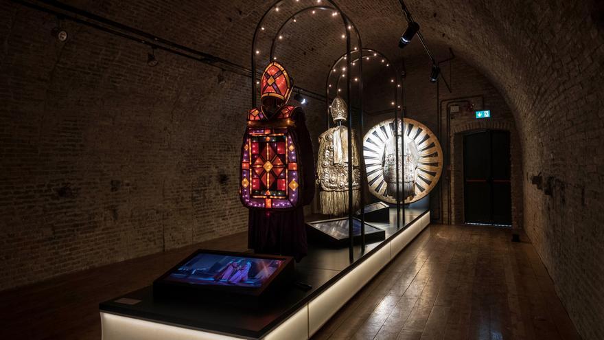 El museo de Fellini, un decorado eterno en Rímini