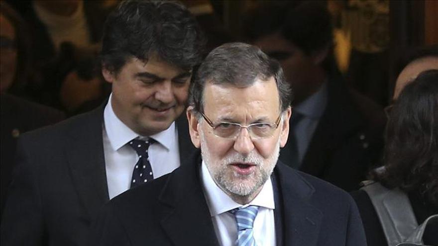 El PP arropará a Rajoy en Cataluña en su primera visita tras el 9N