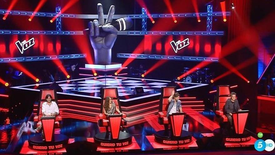 Las perlas de los coaches de 'La Voz 4' en su estreno en Telecinco