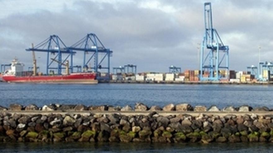Aprueban un préstamo de 50 millones para ampliar el puerto de Las Palmas
