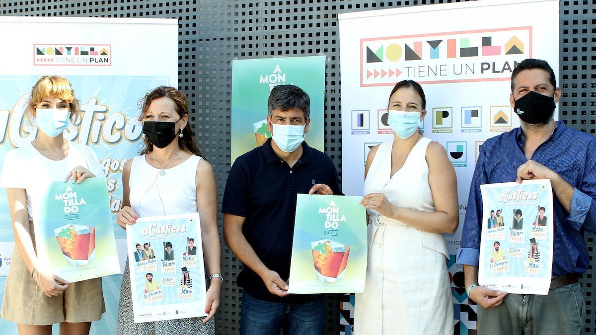 Presentación de 'Agusticos 2021' en Montilla.