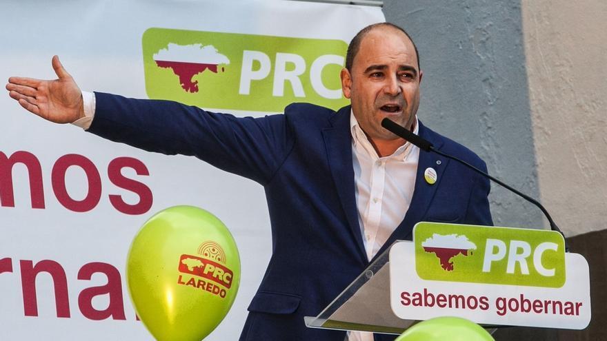 """Pedro Diego afirma que el PRC de Laredo no pactará con el PP porque """"no son de fiar"""""""