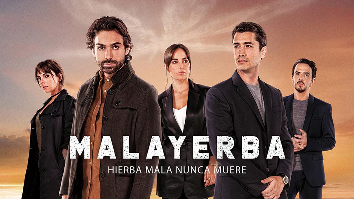 Imagen promocional de 'MalaYerba'