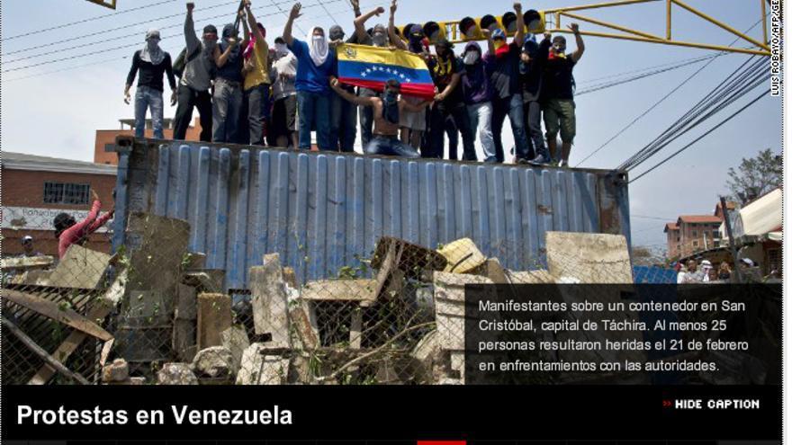 Barricada Venezuela