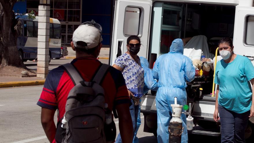Suben a 213.970 los contagios y 5.334 los decesos por covid-19 en Honduras