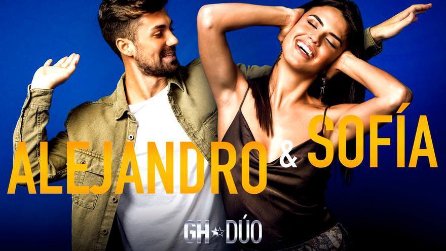 Telecinco anuncia a Sofía Suescun y Alejandro Albala como nueva pareja de GH dúo