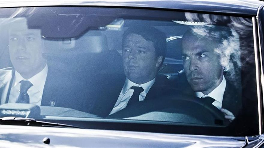 Renzi asume el Ministerio de Infraestructuras de Italia hasta hallar sustituto