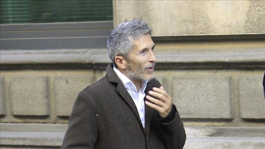 El presidente de la Sala de lo Penal de la Audiencia Nacional, Fernando Grande Marlaska