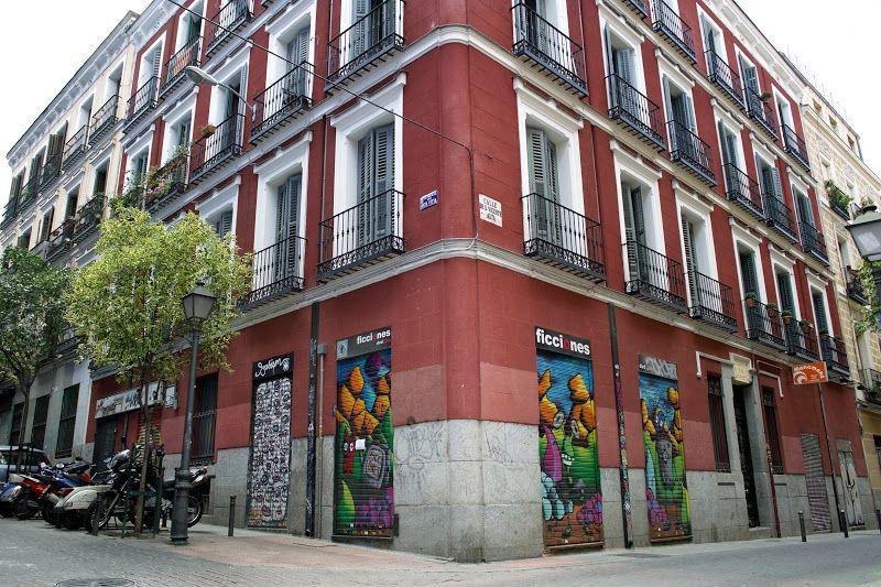Calle de San Vicente Ferrer, Madrid