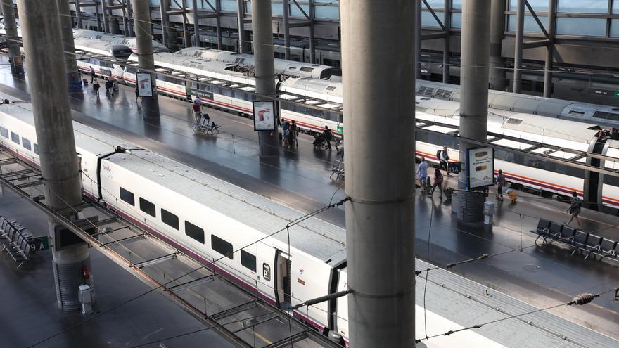 Renfe cancela 325 trenes por la huelga convocada mañana, en vísperas del puente de agosto