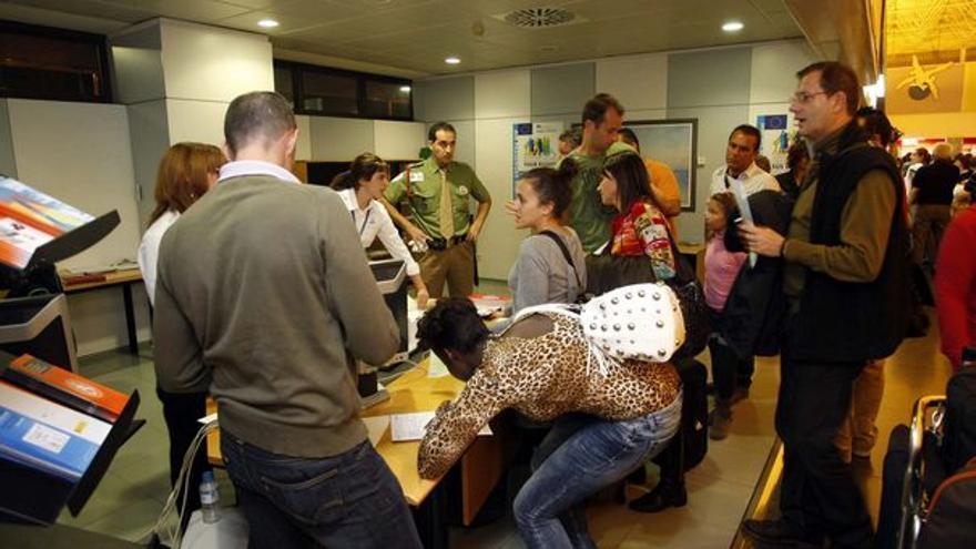 Del caos aéreo en Canarias (I) #2