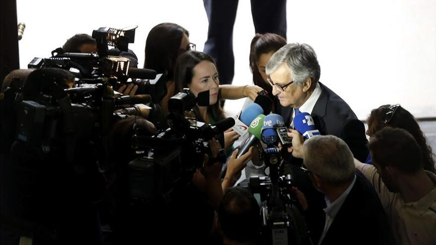 Torres-Dulce: Cuando reciba la decisión de los fiscales de Cataluña, tomaré la mía
