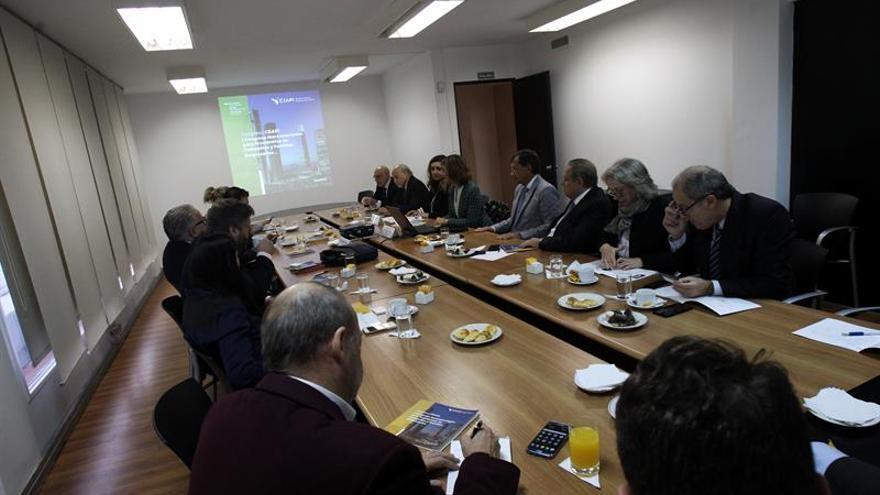 Presentan en Buenos Aires el foro empresarial que busca unir Iberoamérica