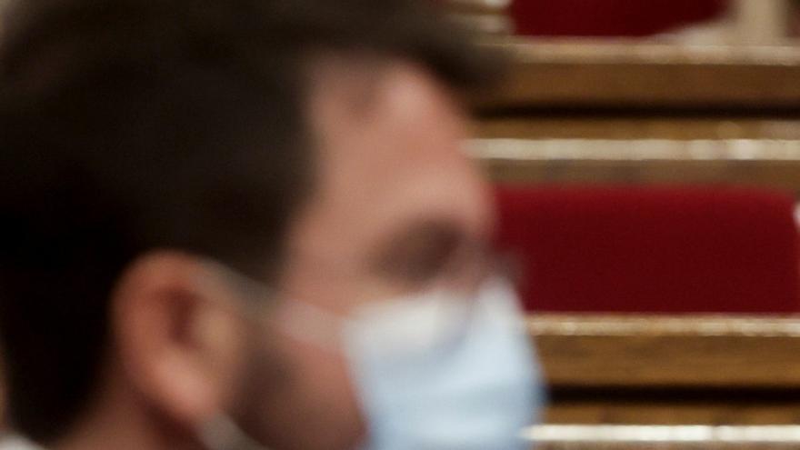Aragonès e Illa chocan por la conferencia de presidentes prevista para julio