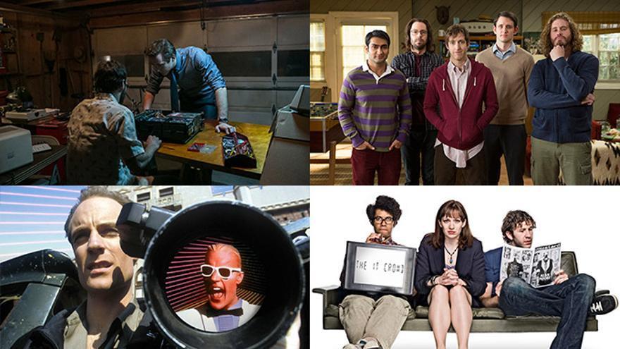 Series de TV techies