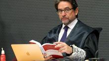 La Guardia Civil encuentra la grabación completa de la conversación entre el juez Alba y el empresario Ramírez