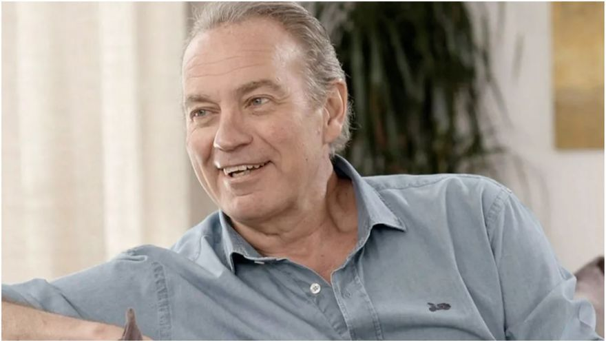 Bertín Osborne graba en La Palma su programa 'Mi casa es la tuya'