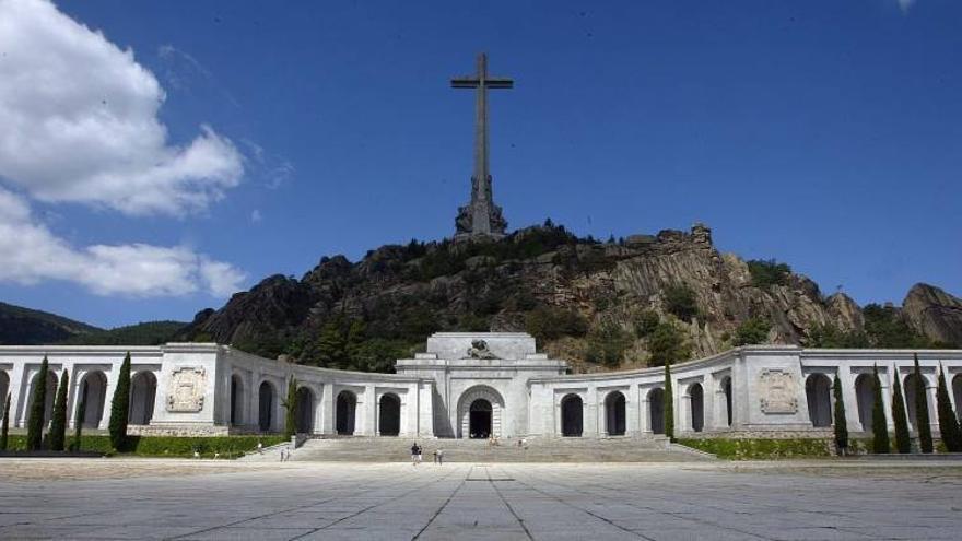 El valle de los caídos: un ejemplo de exaltación de la dictadura