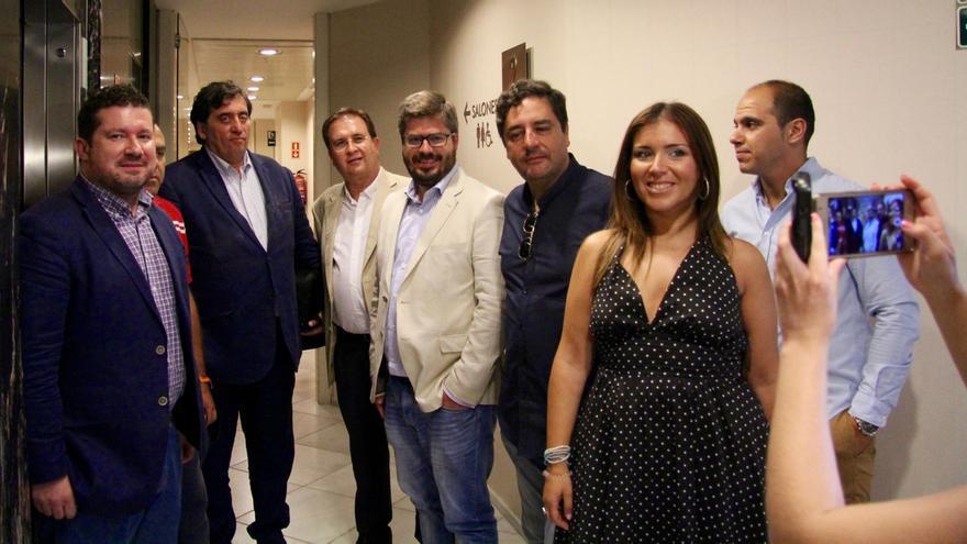 """Hervías asegura que la """"cohesión"""" de C's en la Comunidad Valenciana es """"envidiable"""" y niega """"división interna"""""""