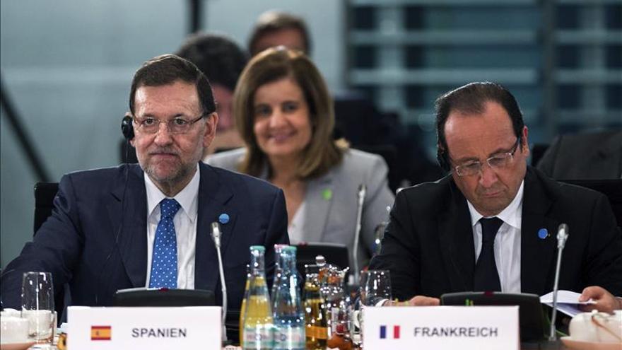 Rajoy y Hollande presidirán en Madrid el 27 de noviembre la cumbre bilateral