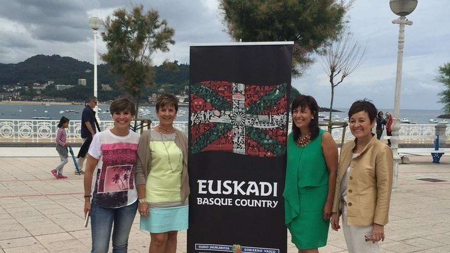 Euskadi alcanza datos récord en turismo en el primer semestre de 2015, con aumento del 7,9% en las entradas