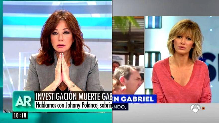 Ana Rosa y Susanna Griso
