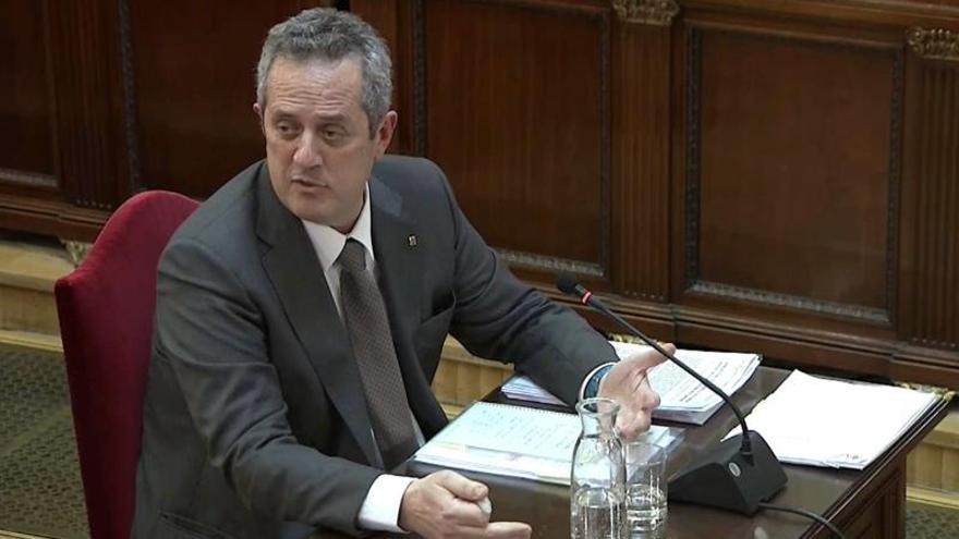 Forn a Puigdemont: Le dije que los Mossos tenían que cumplir la Ley